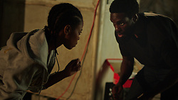 RELEASE DATE: March 30, 2018 TITLE: First Match STUDIO: Netflix DIRECTOR: Olivia Newman PLOT: Hardened by years in foster care, a teenage girl from Brooklyn's Brownsville neighborhood decides that joining the boys wrestling team is the only way back to her estranged father. STARRING: Elvire Emanuelle, Yahya Abdul-Mateen II, Colman Domingo. (Credit Image: © Netflix/Entertainment Pictures/ZUMAPRESS.com)