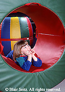 Medical , Occupational Therapy for Children, Therapy Apparatus, Therapist, Girl in Tube