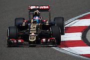 April 10-12, 2015: Chinese Grand Prix - Palmer, Lotus F1