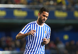 January 27, 2018 - Vila-Real, Castellon, Spain - Willian Jose of Real Sociedad during the La Liga match between Villarreal CF and Levante Union Deportiva, at Estadio de la Ceramica, on January 26, 2018 in Vila-real, Spain  (Credit Image: © Maria Jose Segovia/NurPhoto via ZUMA Press)
