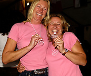 St Peter's Port, Guernsey, CHANNEL ISLANDS, Ladies Pair, Aberdyfi RC, Bow, Cath HARVARD and Stroke, Jane THOMPSON,  winners on both days at the   2006 FISA Coastal Rowing  Challenge,  03/09/2006.  Photo  Peter Spurrier, © Intersport Images,  Tel +44 [0] 7973 819 551,  email images@intersport-images.com