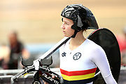 Jessie Hodges during the 2019 Vantage Elite and U19 Track Cycling National Championships at the Avantidrome in Cambridge, New Zealand on Sunday, 10 February 2019. ( Mandatory Photo Credit: Dianne Manson )