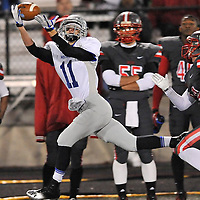 11.2.2012 Midview at Toledo Central Catholic Varsity Football