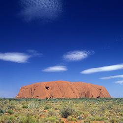 Uluru NP, (Ayer's Rock) Northern Territories AUSTRALIA