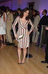 Artist ANNIE MORRIS at party in aid of cancer charity Clic Sargent held at the Sanderson Hotel, Berners Street, London on 4th July 2005.<br /><br />NON EXCLUSIVE - WORLD RIGHTS