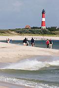 Hörnum lighthouse.