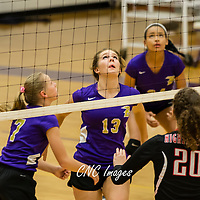 10-11-16 Berryville Jr. High vs. Eureka Springs