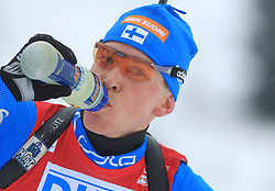 Timo Antila (FIN) at Men 20 km Individual at E.ON Ruhrgas IBU World Cup Biathlon in Hochfilzen (replacement Pokljuka), on December 18, 2008, in Hochfilzen, Austria. (Photo by Vid Ponikvar / Sportida)