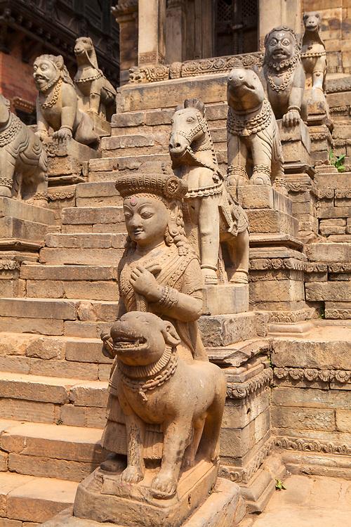 Siddhi Laxmi Shikara Temple, Durbar Square