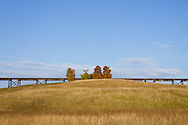 Salisbury Mills, New York  - A view of the Moodna Viaduct on the afternoon of Oct. 5, 2013.