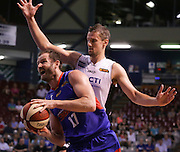 12/12/2014 NBL: Adelaide 36ers vs Melbourne United at the Adelaide Arena.