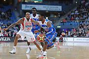 DESCRIZIONE : Pesaro Lega A 2012-13 Scavolini Banca Marche Pesaro Enel Brindisi<br /> GIOCATORE : Jonathan Gibson<br /> CATEGORIA : tiro<br /> SQUADRA : Enel Brindisi<br /> EVENTO : Campionato Lega A 2012-2013 <br /> GARA : Scavolini Banca Marche Pesaro Enel Brindisi<br /> DATA : 10/03/2013<br /> SPORT : Pallacanestro <br /> AUTORE : Agenzia Ciamillo-Castoria/C.De Massis<br /> Galleria : Lega Basket A 2012-2013  <br /> Fotonotizia : Pesaro Lega A 2012-13 Scavolini Banca Marche Pesaro Enel Brindisi<br /> Predefinita :