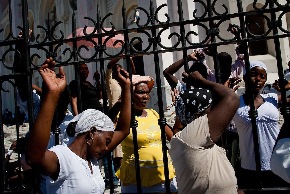 Haiti Earthquake Anniversary