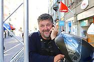 AMSTERDAM - In het Tuschinski Theater is de filmpremière Spijt. Met hier op de foto  Ferry de Kok. FOTO LEVIN DEN BOER - PERSFOTO.NU