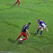 Nederland Giessen 25 September 2009 20090925 ..Voetbalwedstrijd Excelsior voetballen recreatie soccer game                                 ..Foto: David Rozing