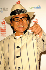 AUG 12 2014 Jackie Chan screening at the BFI
