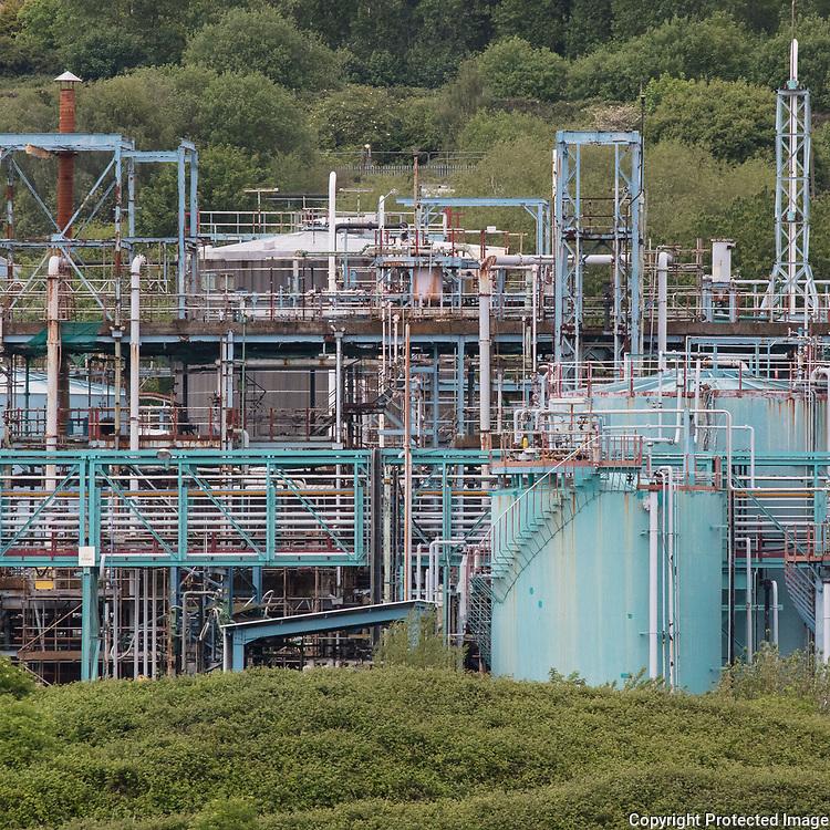 Weston Point Chemical Works I, Runcorn, Cheshire.