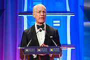Tim Gunn, fashion icon, at the Human Rights Campaign New York City Gala 2013 on February 2, 2013 at the Waldorf Astoria Hotel.