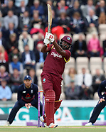 England v West Indies - 5th ODI - 29 Sept 2017