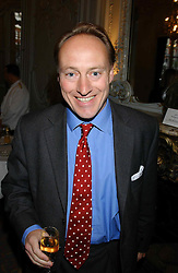 Historian ANDREW ROBERTS at a party to celebrate the publication of 'Princesses' the six daughters of George 111 by Flora Fraser held at the Saville Club, Brook Street, London W1 on 14th September 2004.<br /><br />NON EXCLUSIVE - WORLD RIGHTS