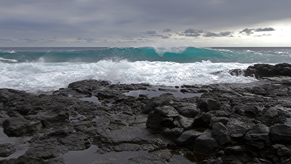 South Point Park Beach, Hawai'i