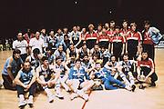 Europei Francia 1983 - Nantes: Italia (primo classificato), Spagna (secondo classificato), Unione Sovietica (terzo classificato)