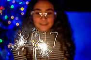 ROTTERDAM -  happy newyear  gelukkig nieuwjaar  2017 ROBIN UTRECHT