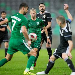 20180711: SLO, Football - UEFA Champions League Qualifications 2018/19, NK Olimpija vs Qarabag