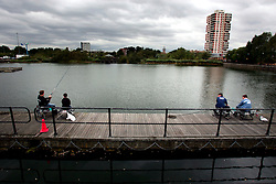 UK ENGLAND LONDON 10AUG06 - Thames 21 Angling Development Project at Canada Water Dock, London seeks to introduce and involve inner-city children with angling around various locations in London.. . jre/Photo by Jiri Rezac. . © Jiri Rezac 2006. . Contact: +44 (0) 7050 110 417. Mobile:  +44 (0) 7801 337 683. Office:  +44 (0) 20 8968 9635. . Email:   jiri@jirirezac.com. Web:    www.jirirezac.com. . © All images Jiri Rezac 2006 - All rights reserved.