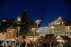THEMENBILD - Weihnachtsbeleuchtung in der Adventzeit in der Innenstadt von Graz am 23. November 2016 // Christmas decoration in the inner city of Graz, Austria, on 23 November 2016. EXPA Pictures © 2016, PhotoCredit: EXPA/ Erwin Scheriau