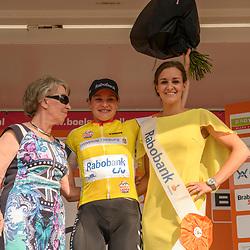 03-09-2016: Wielrennen: Ladies Tour: Tiel<br /> TIEL (NED) wielrennen: Roxane Knetemann