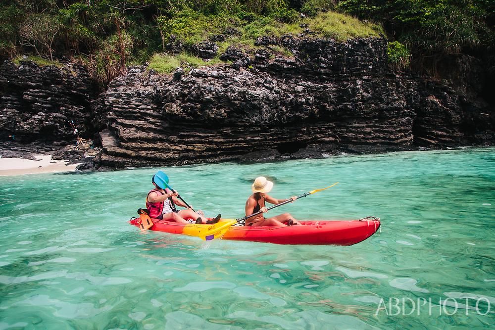 Koh Phi Phi island Thailand