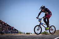 2018 Youth Olympic Games<br /> Buenos Aires, Argentina<br /> Mixed BMX - Race<br /> Final Men<br /> GLAZERS Edvards (LAT)