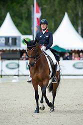 Klimke Ingrid, (GER), FRH Escada JS<br /> CCI4* Luhmuhlen 2015<br /> © Hippo Foto - Dirk Caremans<br /> 19/06/15