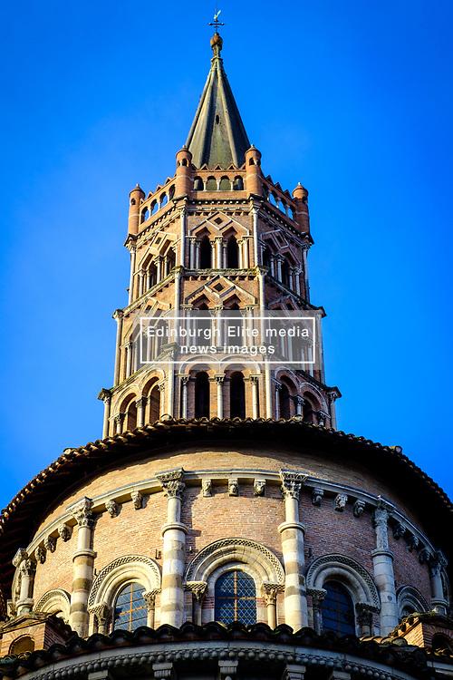 The Basilique Saint-Sernin de Toulouse, (Basilica of Saint-Sernin) Toulouse, France<br /> <br /> (c) Andrew Wilson | Edinburgh Elite media