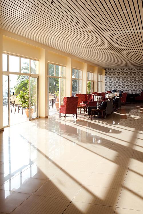 Hôtel des Mille Collines interior, Rwanda