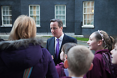MAR 26 2014 Ukrainian leaders meet with David Cameron