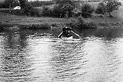 10/05/1964<br /> 05/10/1964<br /> 10 May 1964<br /> Drowning tragedy at Islandbridge, Dublin. Gardai and boatmen dragging the river Liffey at Islandbridge in search of the bodies of a woman and a boy feared drowned. A 7 1/2 year old girl had been found drowned at this spot earlier in the day.
