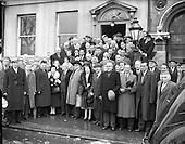 1958 - 04/02 Fine Gael Ard Fheis