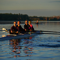 Hanlan Boat Club Time trials June 15, 2016