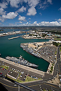 Pearl Harbor, Oahu, Hawaii
