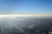 Nederland, Noord-Holland, Amsterdam, 11-12-2013; Amsterdam-Zuid met zicht op de Zuidas (in tegenlicht). Rijksmuseum en Museumplein in de voorgrond<br /> South Amsterdam with a view of the Zuidas financial centre (backlit). In the foreground Rijksmuseum,<br /> luchtfoto (toeslag op standaard tarieven);<br /> aerial photo (additional fee required);<br /> copyright foto/photo Siebe Swart.