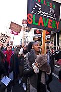 Stop slave trade in Libya