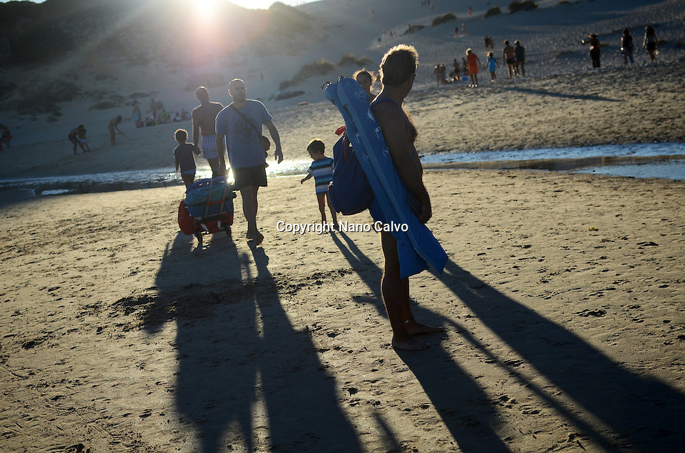 Bolonia Beach, Tarifa