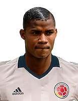Fifa Men´s Tournament - Olympic Games Rio 2016 - <br /> Colombia National Team - <br /> Wilmar Enrique Barrios