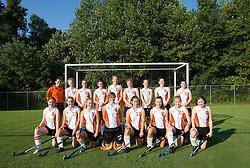 2008 Charlottesville High School Field Hockey Team