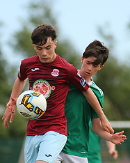U15: Cork City 2 - 0 Cobh Ramblers : 14th July 2018