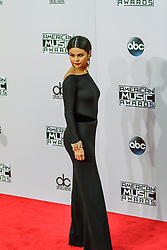 LOS ANGELES, CA - NOV 23 Selena Gomez attends the 42nd Annual American Music Awards at the Nokia Theatre L.A. in Los Angeles, California USA. 2014 Nov 23. Byline, credit, TV usage, web usage or linkback must read SILVEXPHOTO.COM. Failure to byline correctly will incur double the agreed fee. Tel: +1 714 504 6870.