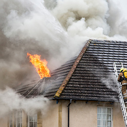 Fire at Forth Bay Nursing Home, Kincardine