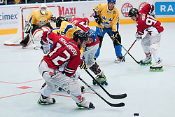 Kye Benjaminsen of Canada at IIHF In-Line Hockey World Championships Top Division match for third place between National teams of Canada and Sweden on July 4, 2010, in Karlstad, Sweden. (Photo by Matic Klansek Velej / Sportida)